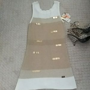NWT Apple Bottom sweater dress